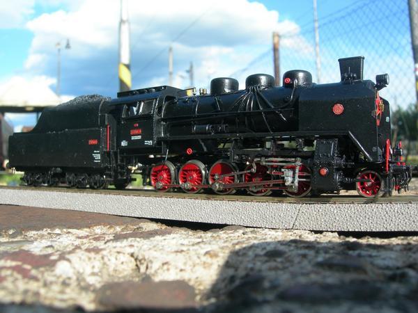 Parní lokomotiva 534 ČSD